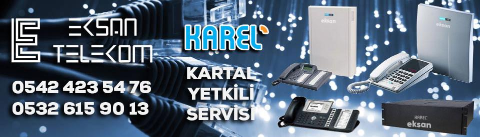 Kartal Karel Santral Servisi